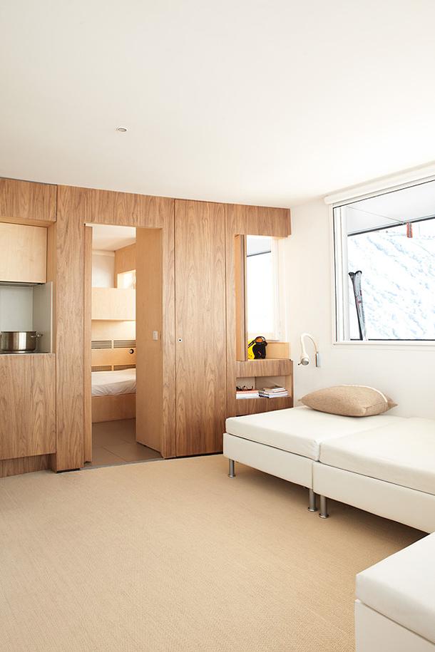 Reforma interior de un apartamento - h2o architectes